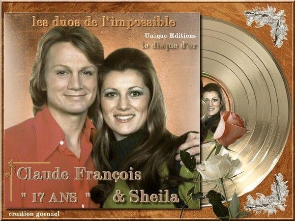 CLAUDE FRANCOIS  &  SHEILA