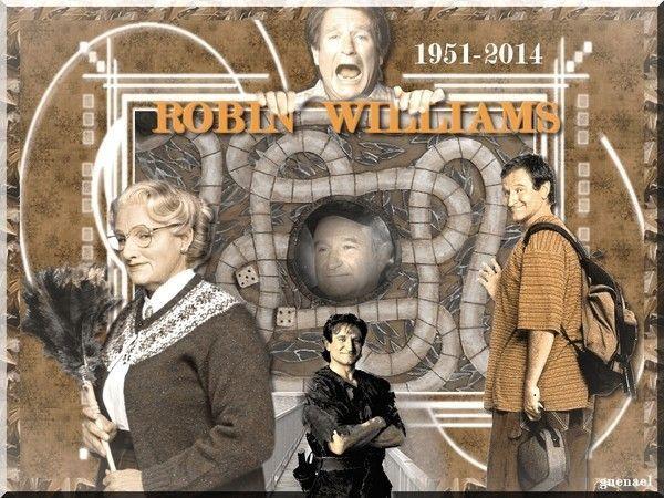 robin williams -hommage  2014