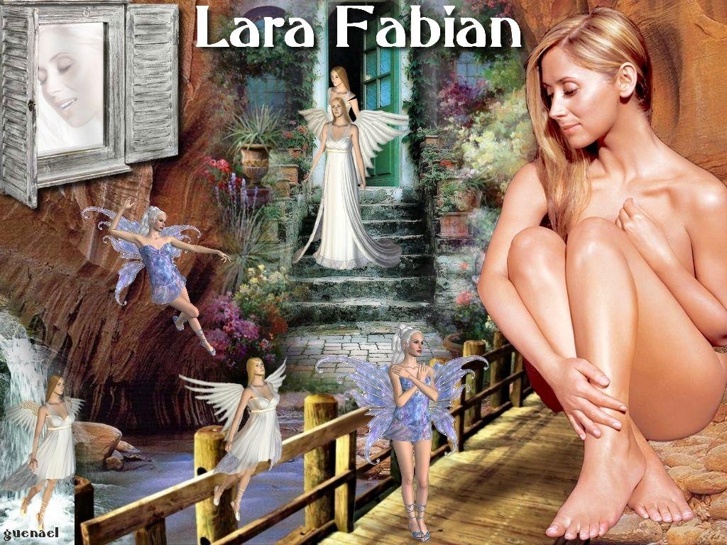 Лара фабиан фото голая
