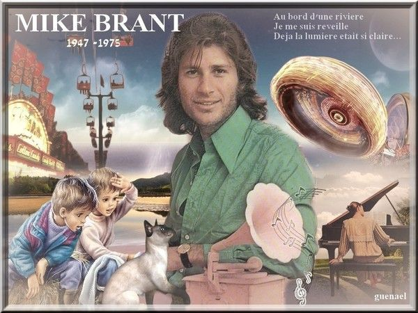 mike brant -