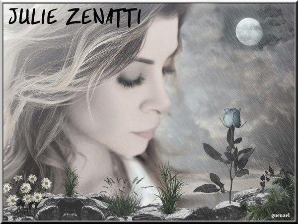 julie zenatti -