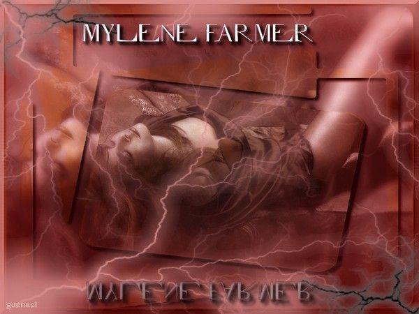 Mylene Farmer Cabf7431
