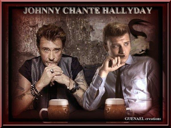johnny chante hallyday - guen