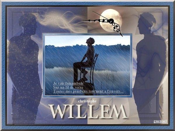 CHRISTOPHE WILLEM   :   nouvelles creations