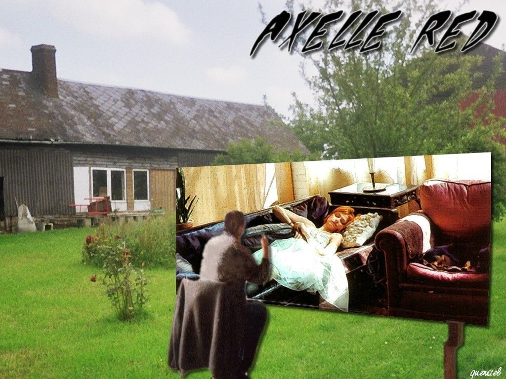 Guenael page 377 for Axelle red jardin secret
