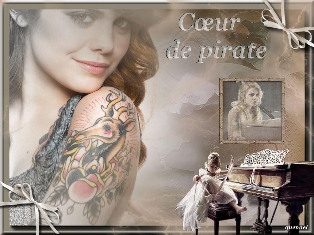 coeur de pirate prince Arthur - YouTube